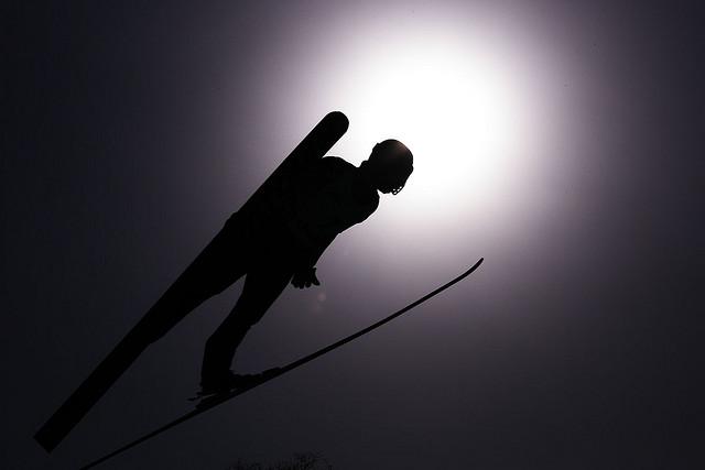 Prince Ski Event by Tsutomu Takasu