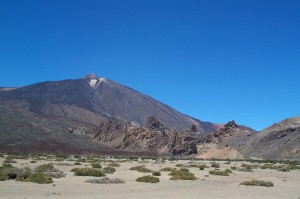 photo of mount teide tenerife