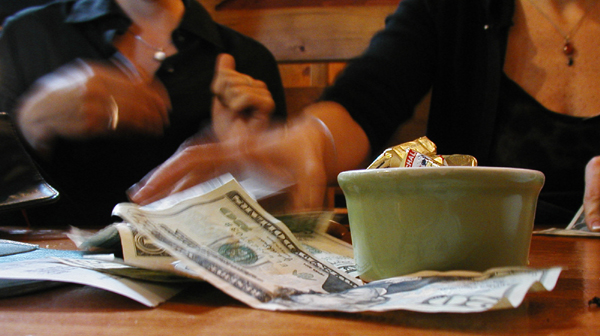 Day in the Life: Lunch Money by Emdot