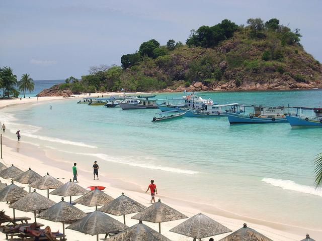 Malaysia, Laguna Redang Island Resort By Honey Tee