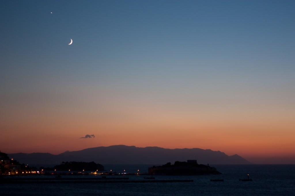 Turkish Moon by Anthony Freeman