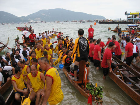 Stanley International Dragon Boat Races
