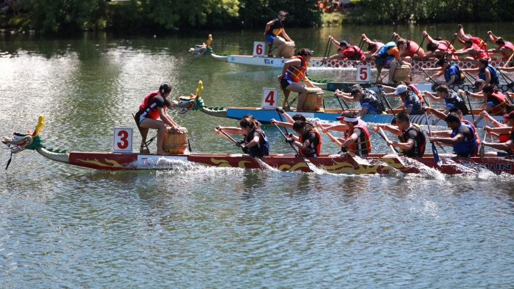 Toronto International Dragon Boat Racing Festival