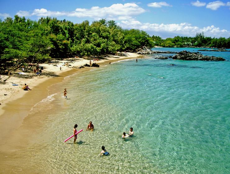 Waialea Beach, Hawaii