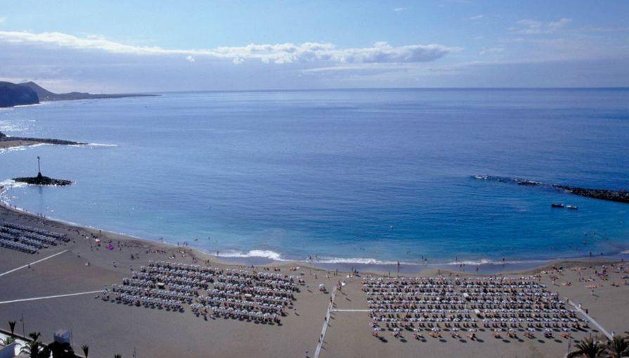 Playas de las Americas in Tenerife