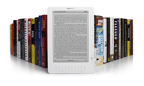 Kindle Versus Books