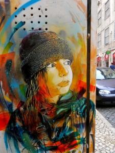 C215 Lisbon Street Art