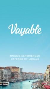 Vayable Travel Reviews App