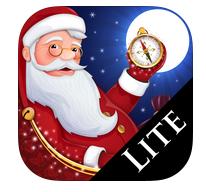 Santa Tracker Lite logo