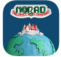 norad tracks santa LOGO