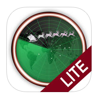 where is santa lite logo