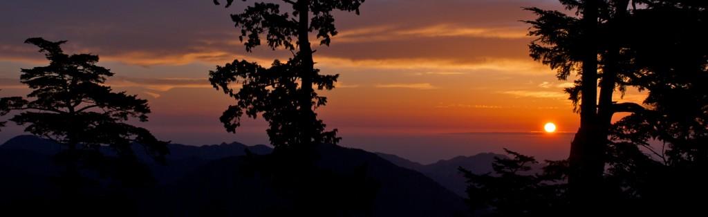 Okutama Sunrise by Kirt Cathey CC BY 2.0