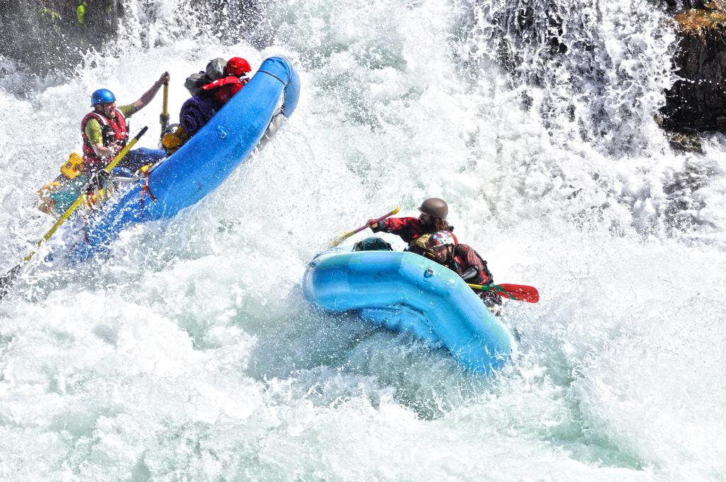 White Water Rafting California