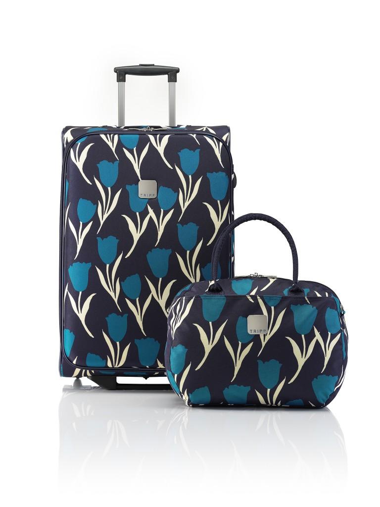 Best suitcases 2016 Tripp Tulip