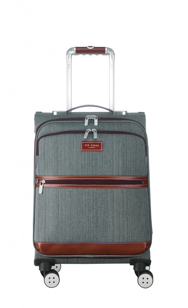Most stylish suitcases 2016 Ted Baker - Falconwood