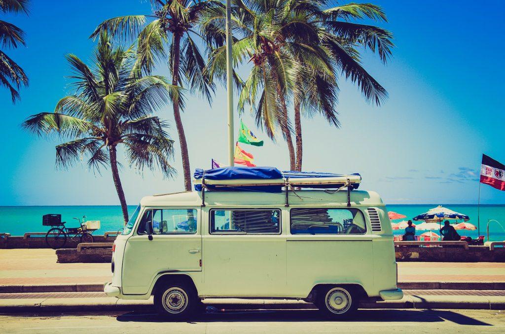 VW Camper by Unsplash CC0