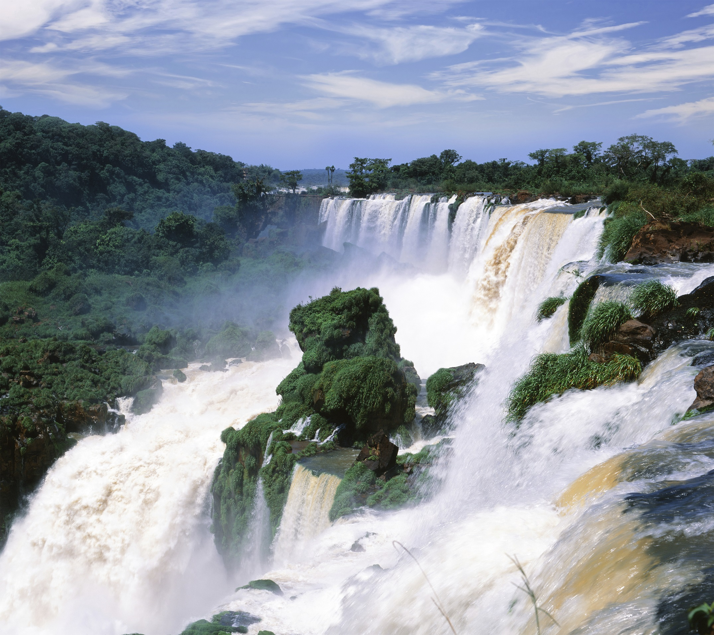 Iguassu Falls, image courtesy of battered-suitcase.com