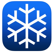 ski tracks app logo