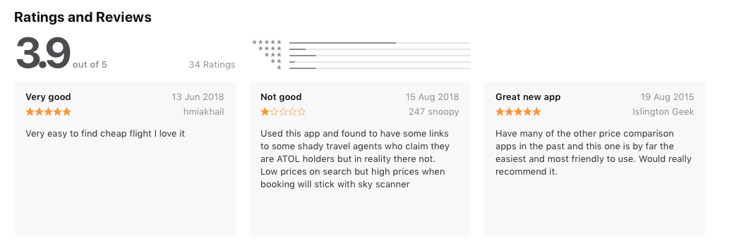 Jetcost Flights Comparison Review - Travel App of the Month