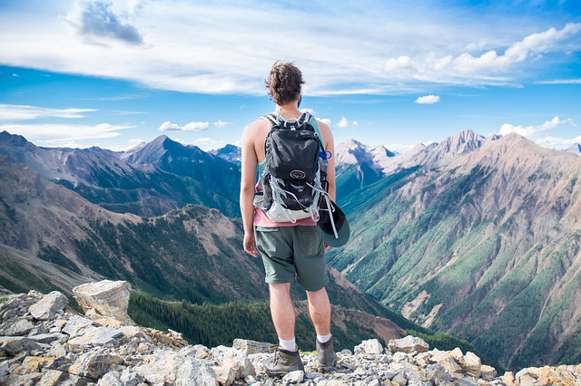 Backpacking travel insurance Image by Pexels CC0