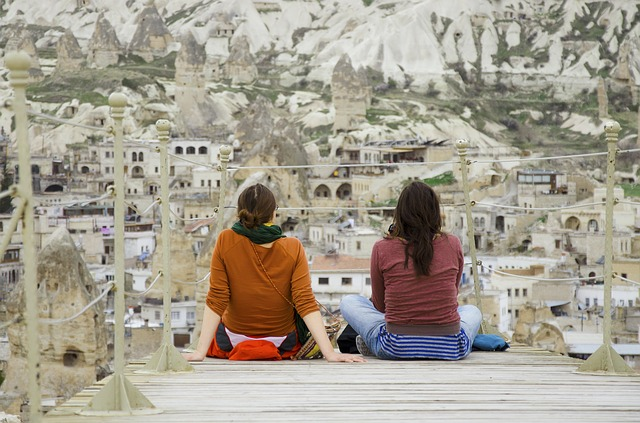 backpacking turkey Image by adibalea CC0