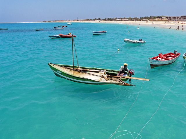 Cape Verde Fishing Image