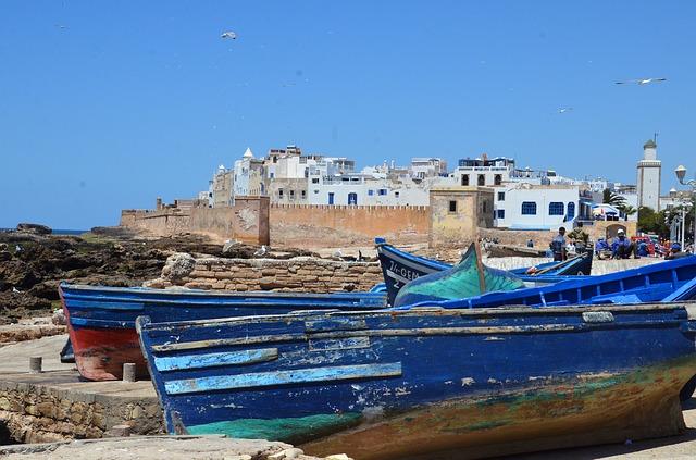 Essaouira Morocco Travel Image