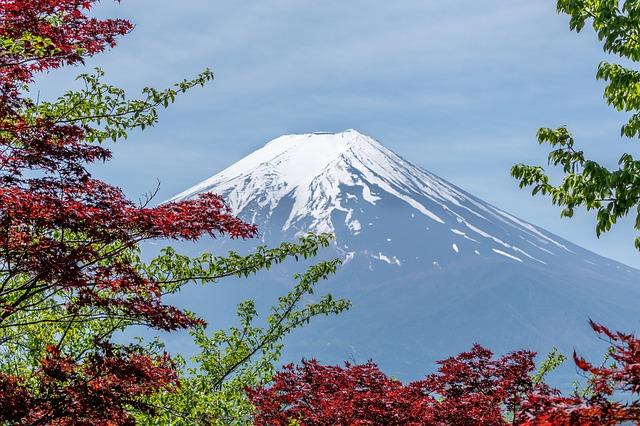 Mount Fuji Travel Image