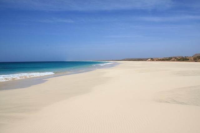 Travel insurance for Cape Verde Boa Vista Beach