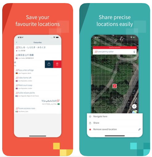 what3words app travel app review