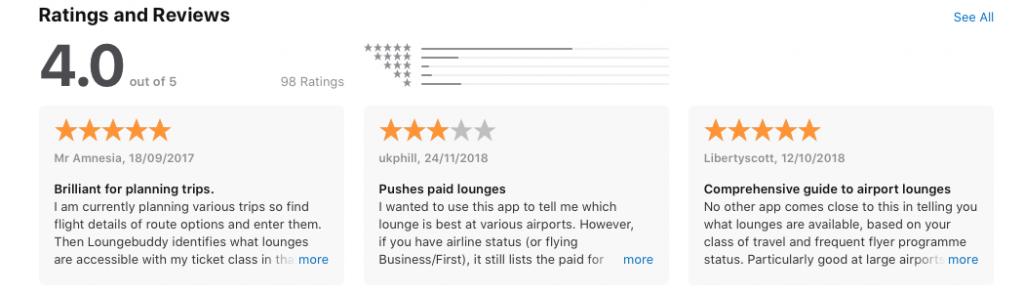 loungebuddy app review
