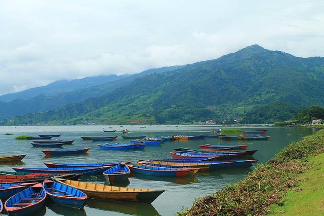 nepal pokhara travel Image