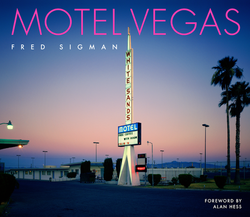 Motel Vegas Book Cover Image