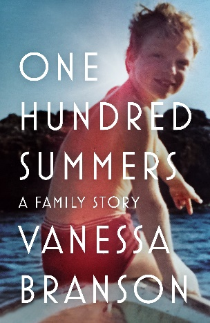 one hundred summers book cover image